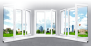 Пластиковые окна и двери подоконники акции скидки