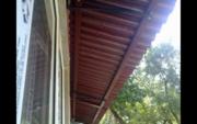 Изготовление и установка балконных козырьков.